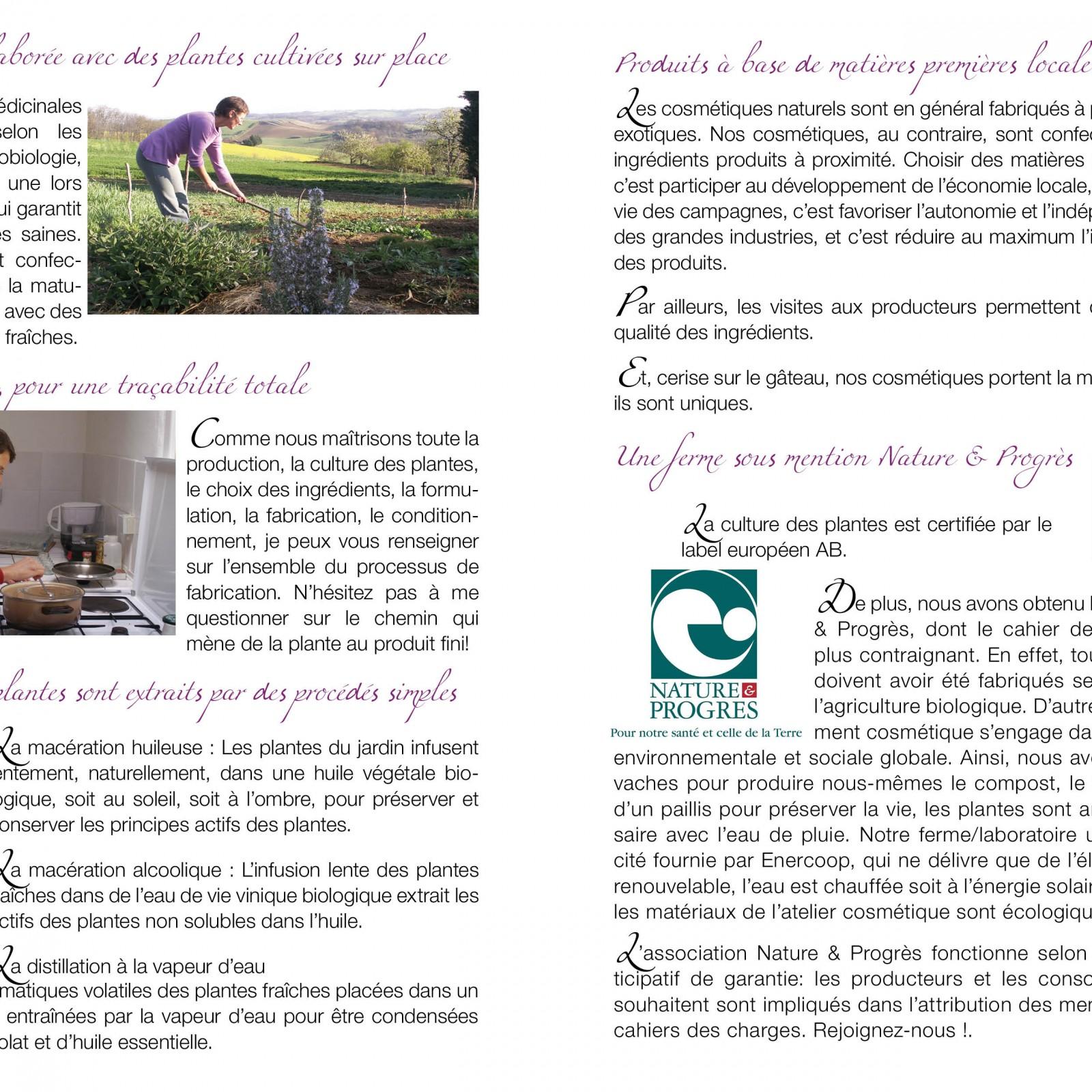 présentation Caméline2