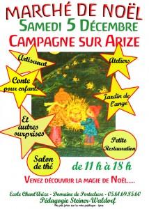 Affiche Noël 2015